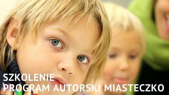 Szkolenie-terapia-grupowa-dzieci-program-Miasteczko-2017
