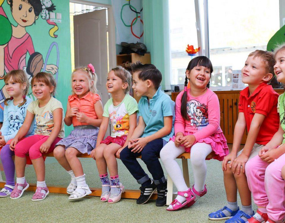 Terapia grupowa dzieci autorski program Miasteczko