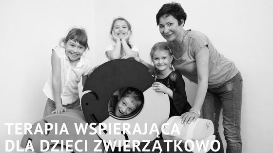 OPRE terapia dzieci Zwierztkowo B&W